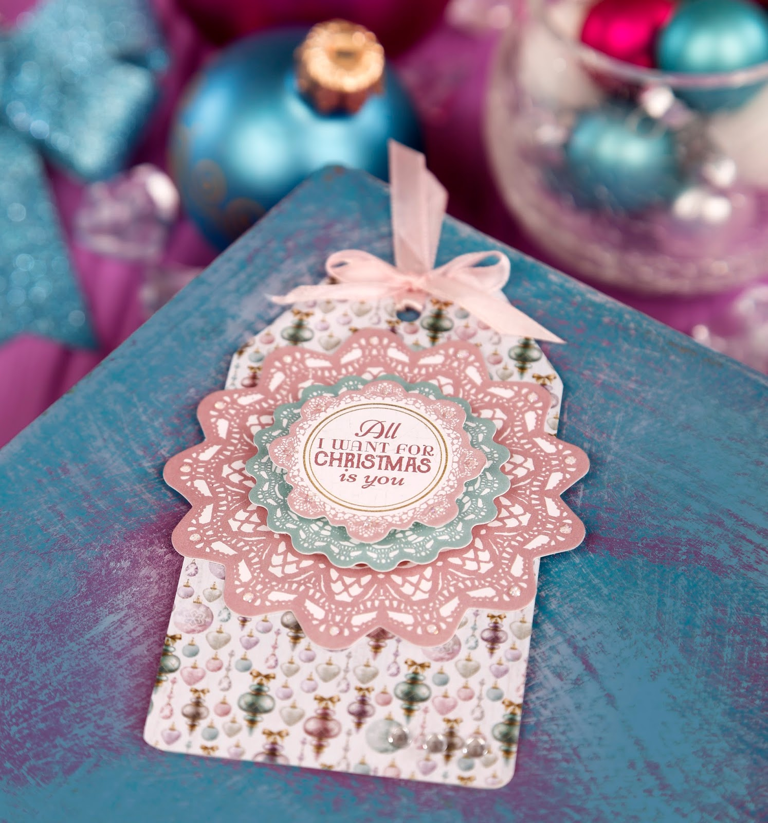Winter wishes | Perfectly Imperfect Craft