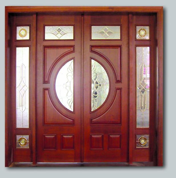 cửa sắt giả gỗ đẹp nhất