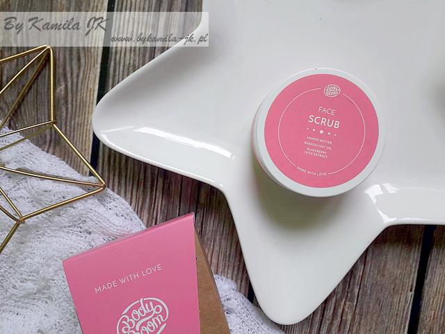 Body Boom Kawowy peeling do twarzy Szorstki Adorator kosmetyki naturalne