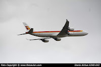 Airbus A340 / EC-JFX