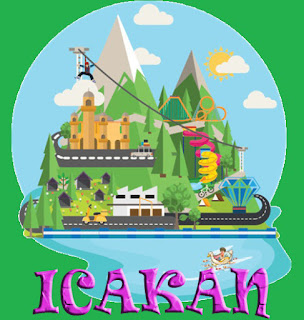 Tiket Masuk dan Wahana Icakan The Wonderful Land Ciamis