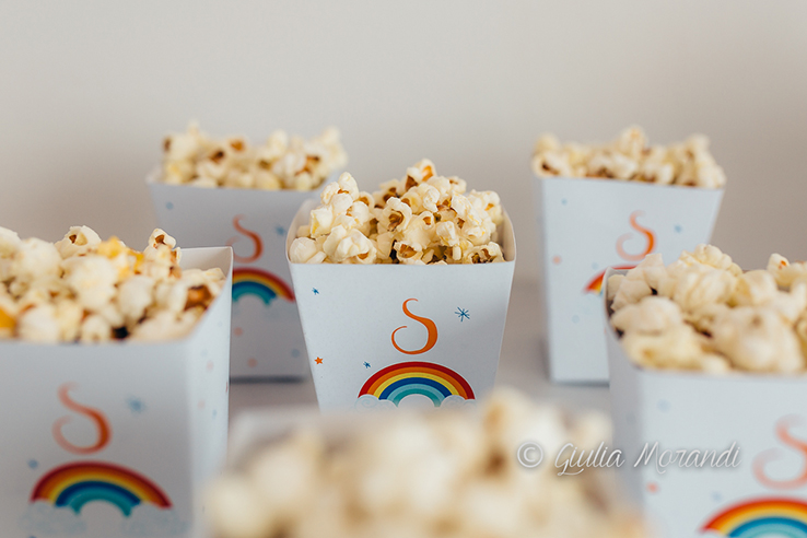 scatoloine popcorn arcobaleno