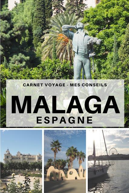 Conseils séjour Malaga