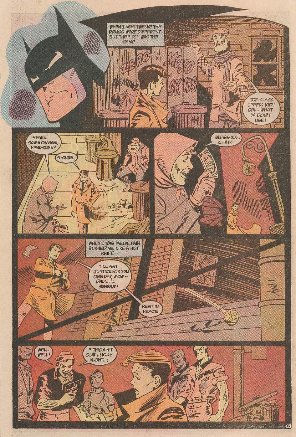 Detective Comics (1937) 614 Page 6
