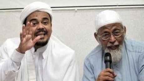 Polisi Ancam Jemput Paksa Imam Besar FPI