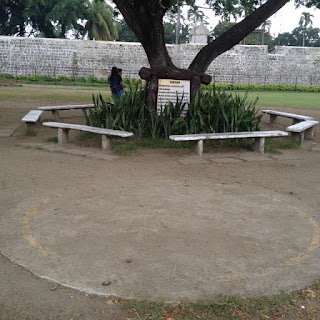 Takyan play area at Plaza Independencia in Cebu City, Philippines