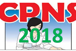 Pendaftaran CPNS Tahun 2018