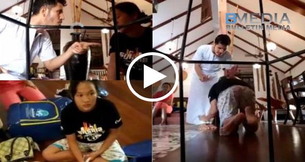 Video Aliff Syukri mengamuk orang gaji baru kerja sebulan mencuri