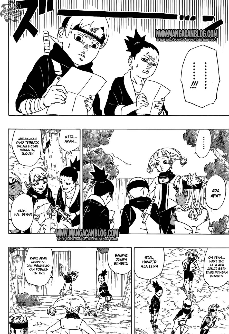 Manga Boruto Chapter 1 Bahasa Indonesia