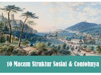 10 Macam Struktur Sosial dan Contohnya