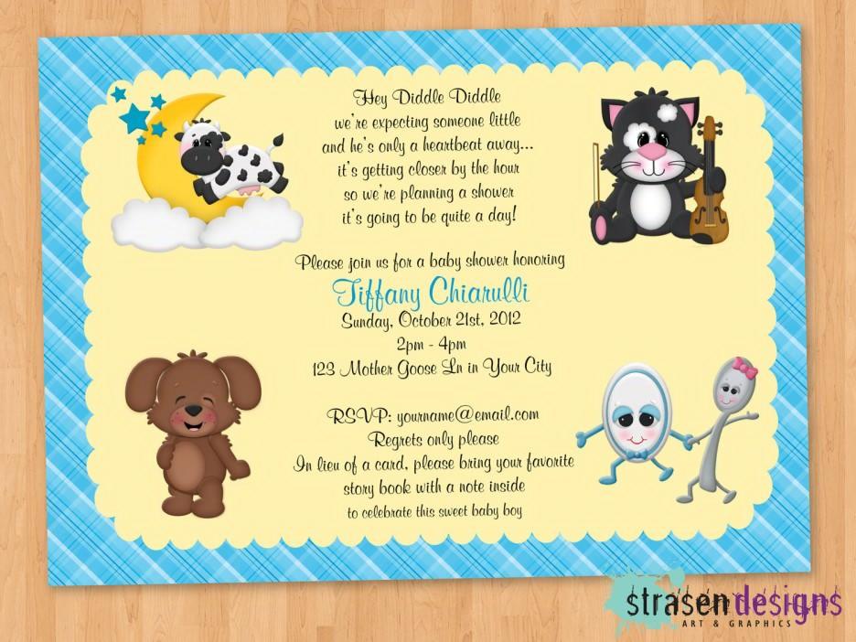 Nursery Rhyme Baby Clothes