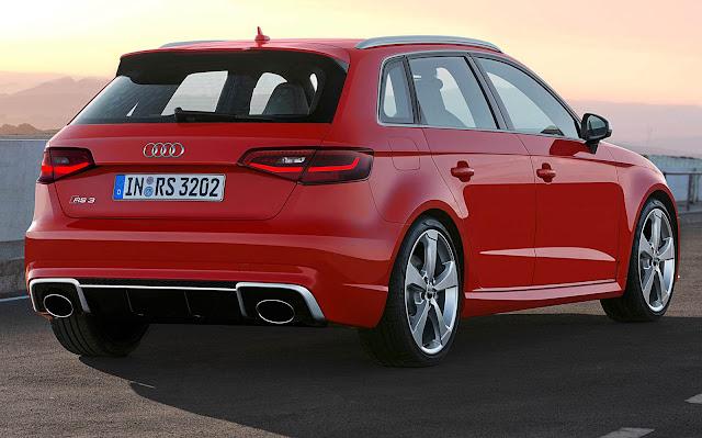"""Motor 2.5 TFSI da Audi é o """"Melhor Internacional do Ano de 2016"""""""