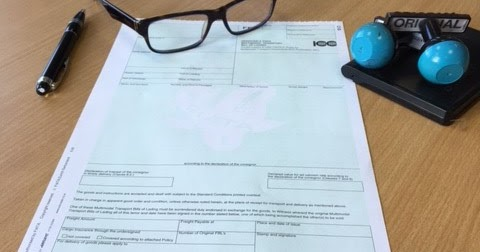 Mannson Freight blogspot: Bills of Lading, Telex Releases ...