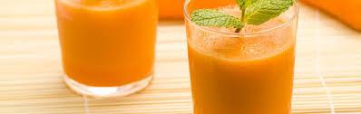 Comment préparer un jus de carotte contre le rhume, la toux et la grippe