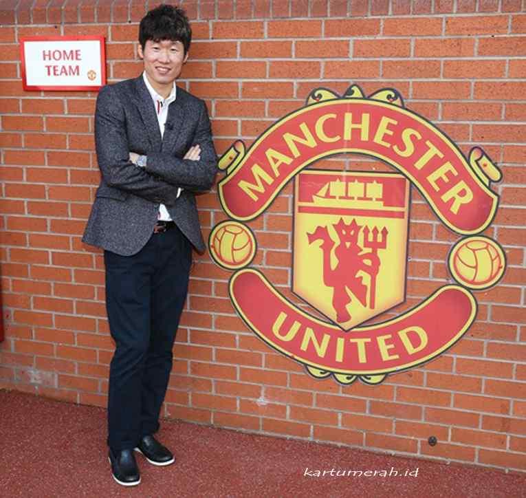Park Ji-Sung Kembali ke Manchester United
