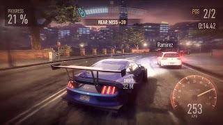 GAME BALAP MOBIL - NEED FOR SPEED : NO LIMITS