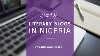 List of Literary Blogs in Nigeria