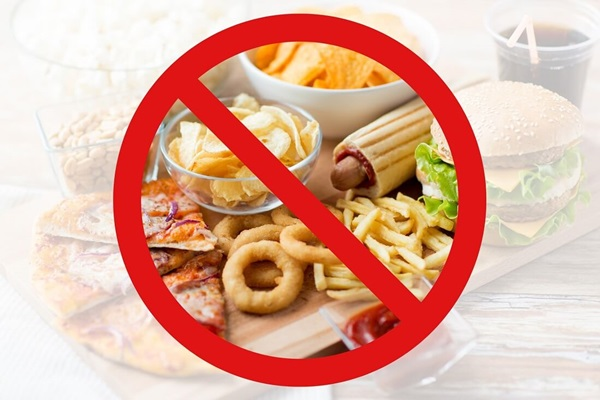 Dieta Low Carb - Alimentos Proibidos