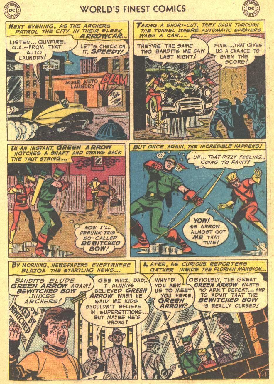 Read online World's Finest Comics comic -  Issue #80 - 21