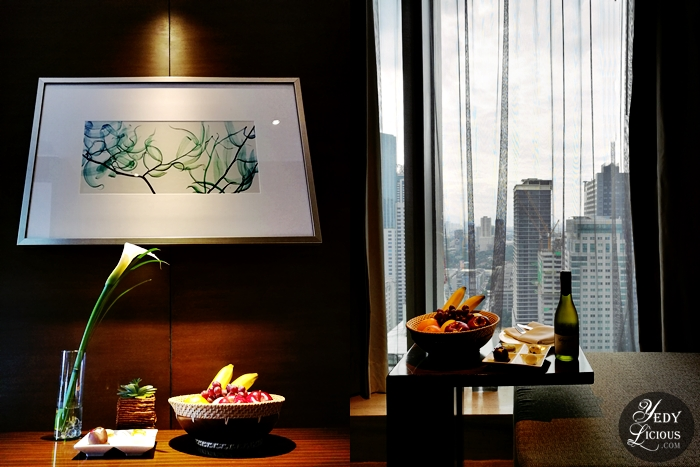 Marco Polo Hotel Ortigas Manila Blog Review, Staycation and Restaurants at Marco Polo Hotel Manila in the Philippines, Best Hotels in Manila, Where to Stay in Manila, Best and Top Five Star Hotel in Manila Philippines Review, Marco Polo Ortigas Manila Cebu, Cucina, Lung Hin Chinese Restaurant, Cafe Pronto, VU's Sky Lounge, Top Best Hotel Reviews Manila YedyLicious Manila Food Blog