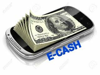Mandiri E-cash uang elektronik