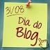 Hoje comemora-se o Dia do Blog