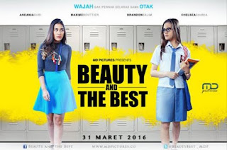 Download film Beauty and The Best Movie Indonesia WEBDL 2016