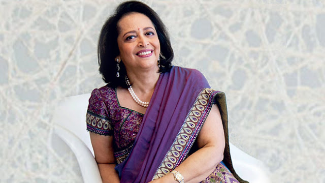 Who is Swati Piramal?