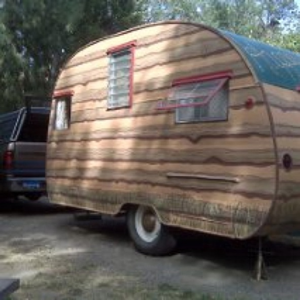Travel Campers: Used Travel Trailers