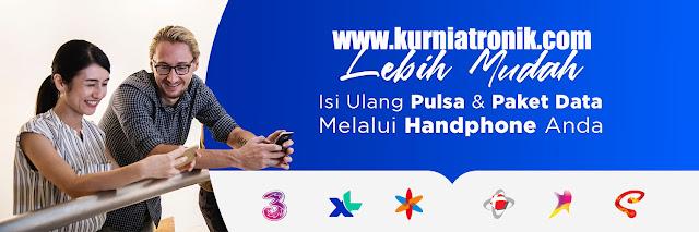 KURNIA TRONIK Bisnis Agen Pulsa Elektrik Online Termurah