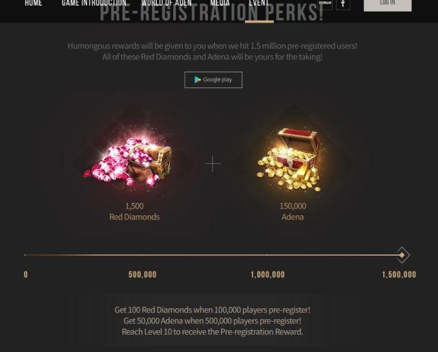 Cara Mendapatkan 1000 Red Diamond dalam satu hari di Lineage 2 Revolution Indonesia