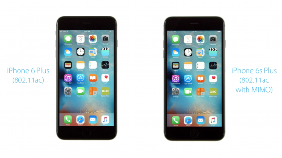 [Video] Compare Wi-Fi speed of iPhone 6s and iPhone 6!