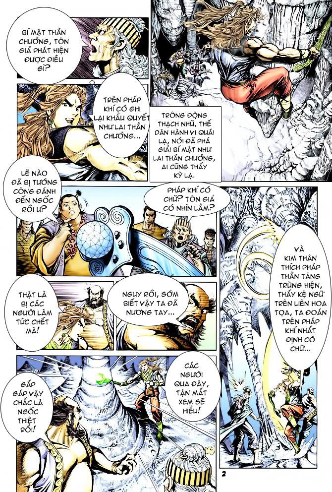 Đại Đường Uy Long chapter 44 trang 2