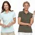 Kohls Card Holder: 8 for $30.80 + Free Ship Women's Croft & Barrow Classic Polo (Reg. $20 ea)!