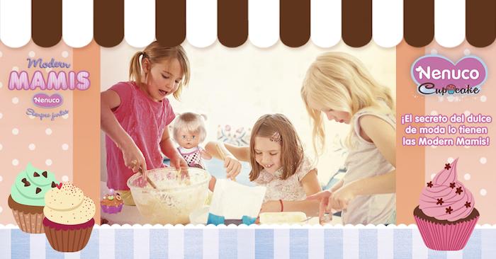 La moda de las Cupcakes llega a Nenuco