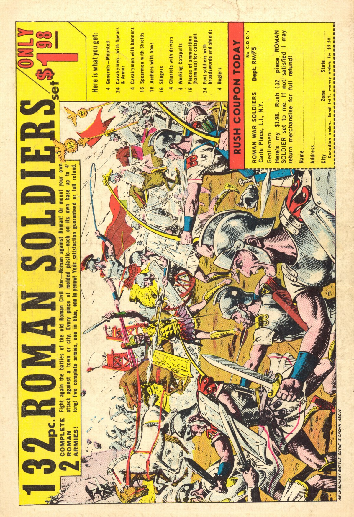 Strange Adventures (1950) issue 168 - Page 36