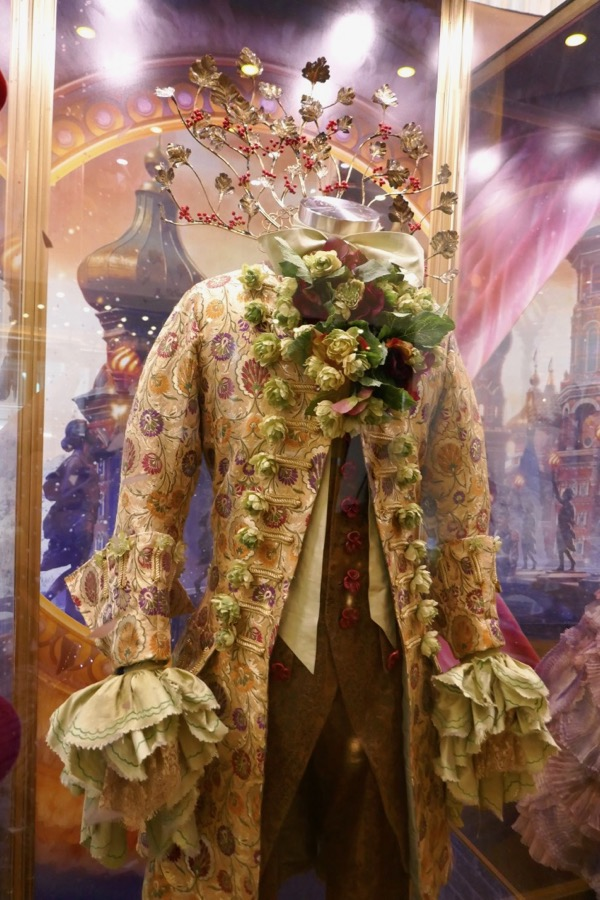 Hollywood Movie Costumes And Props The Nutcracker And The Four Realms Movie Costumes On Display