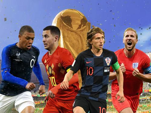 Bán kết World Cup 2018: Nhà vua thứ 9? 1