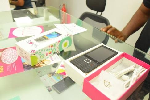 Ntel Launch Nova Smartphone
