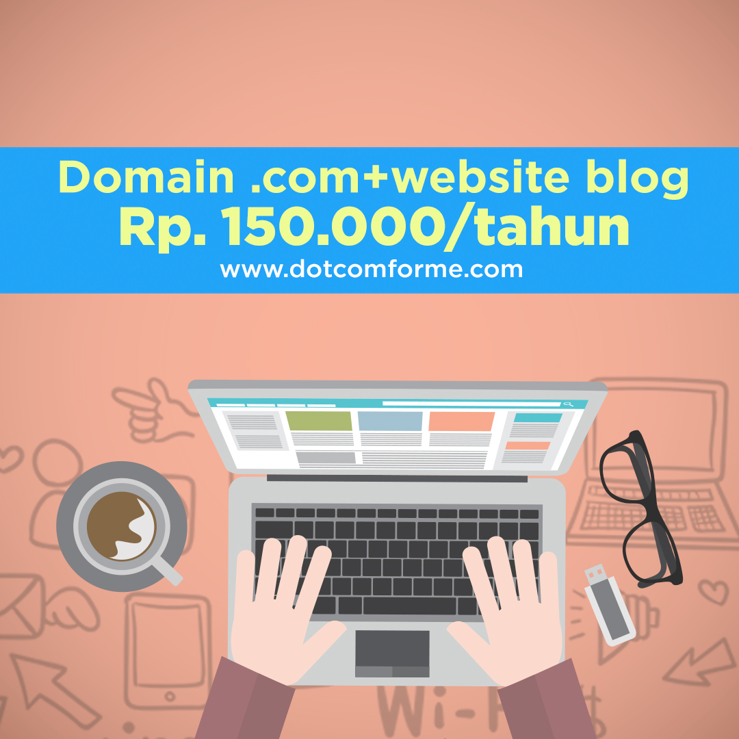 keunggulan menggunakan top level domain net com