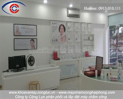 Công nghệ hiện đại, nội thất sang trọng, nhiều sản phẩm bày bán, trung tâm làm đẹp Reyou Cell Hàn Quốc - Lê Hồng Phong - Hải Phòng đã trở thành một địa chỉ được nhiều phái nữ Hải Phòng lựa chọn là điểm đến khi có nhu cầu làm đẹp.