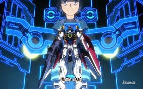 Hình ảnh Cuộc Chiến Gundam