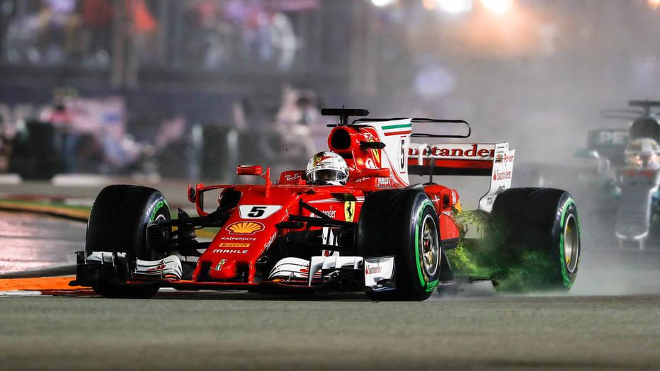 Ставки на Формулу-1 в онлайн букмекерских конторах
