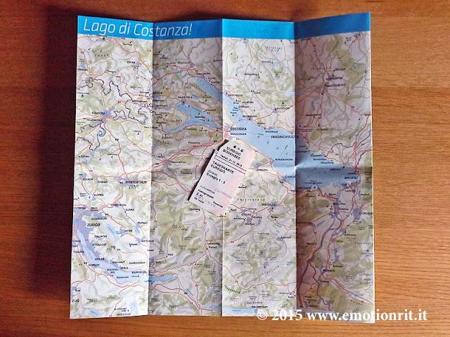 Biglietto giornaliero mezzi pubblici Lago di Costanza