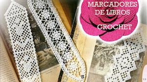 3 Marcadores para libros tejidos al crochet / Tutorial