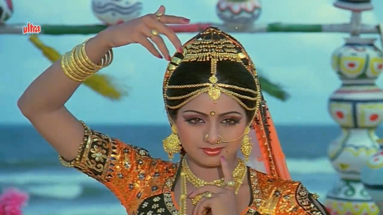 Actress Movieimages Sridevi Jetendra-3646