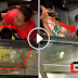 WATCH: This Mother Shouts For Help After Her Son Got Stuck In An Escalator At SM San Lazaro!