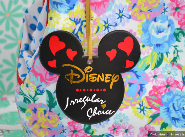 irregular choice disney chip n dale bag mickey mouse head tag