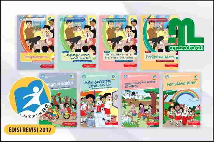 Download Buku Kurtilas Revisi  Untuk Kelas  Sd Mi
