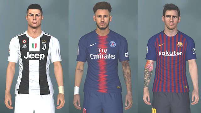 PES 2017 Next Season Patch 2019 Update v6 0 - Released 07 10 2018
